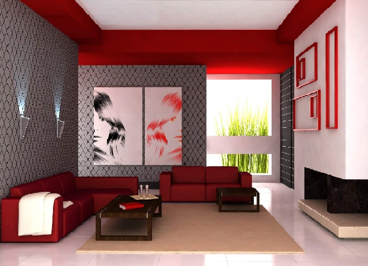Wallpaper Borders For Living Room 19 Decoration Inspiration