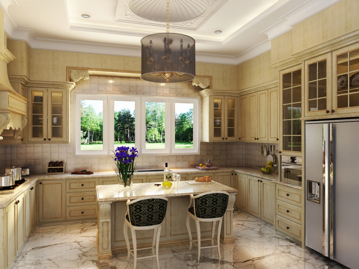 Classic Kitchen Design 10 Ideas