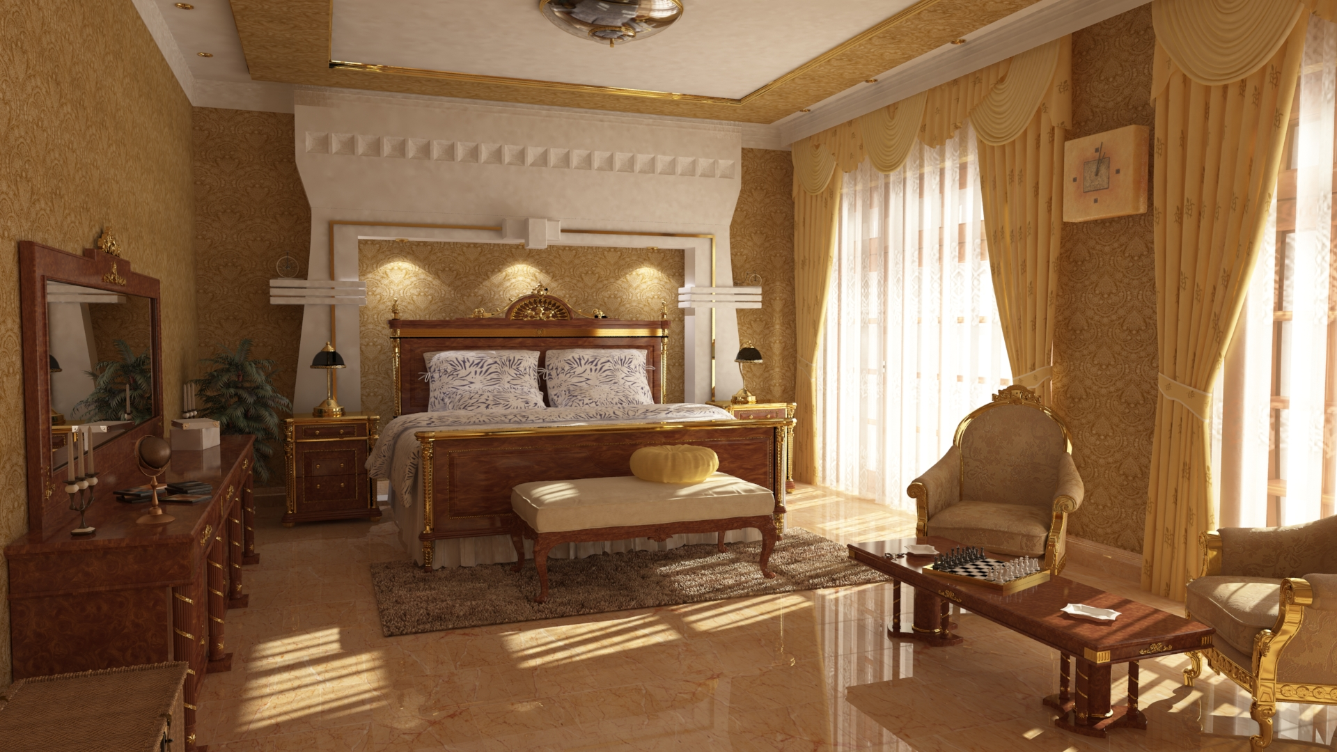 Traditional bedroom designs for couples - Images Of Traditional Bedrooms Decorating Ideas