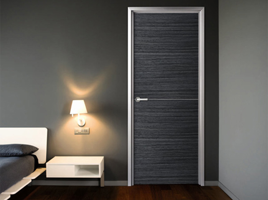modern interior door Re-decorating ideas & Modern Interior Door 27 Renovation Ideas - EnhancedHomes.org