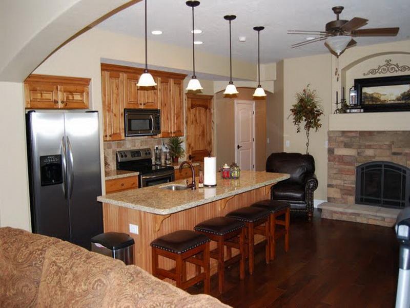 Small basement kitchens 14 decor ideas for Basement kitchen ideas small